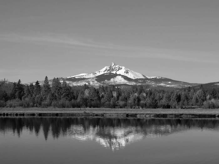 Mt Washington, Oregon