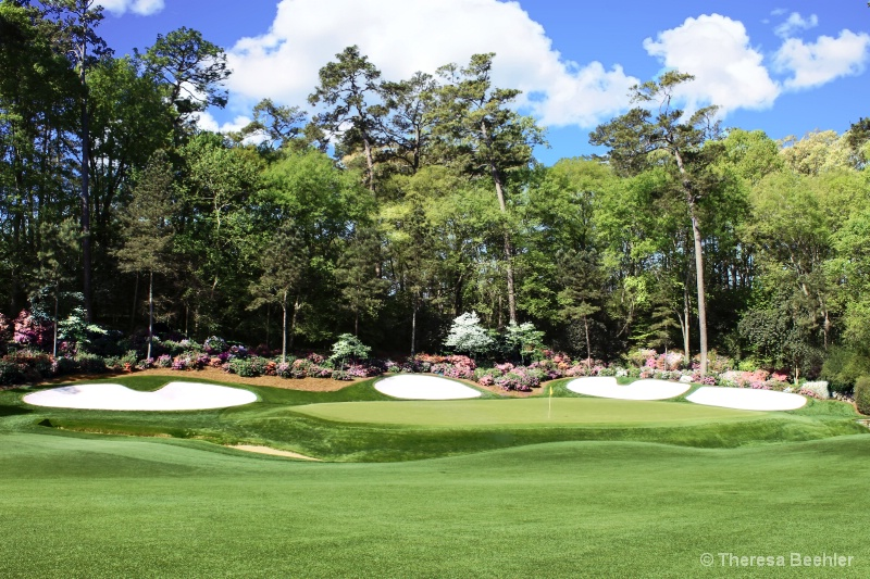 Augusta National - 13th Hole