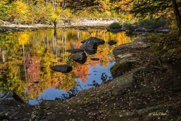 Sunday River Fishing, Bethel Maine