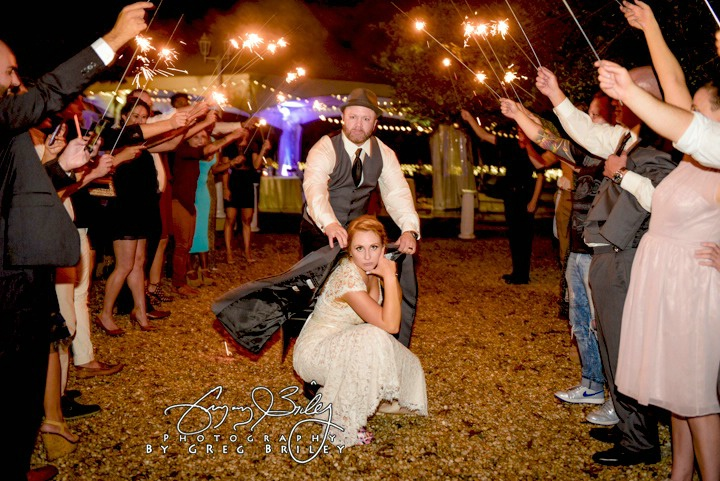 Charlotte Wedding Photographer 1812 Hitching Post