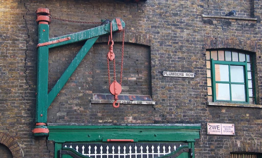 Plumbers Row London