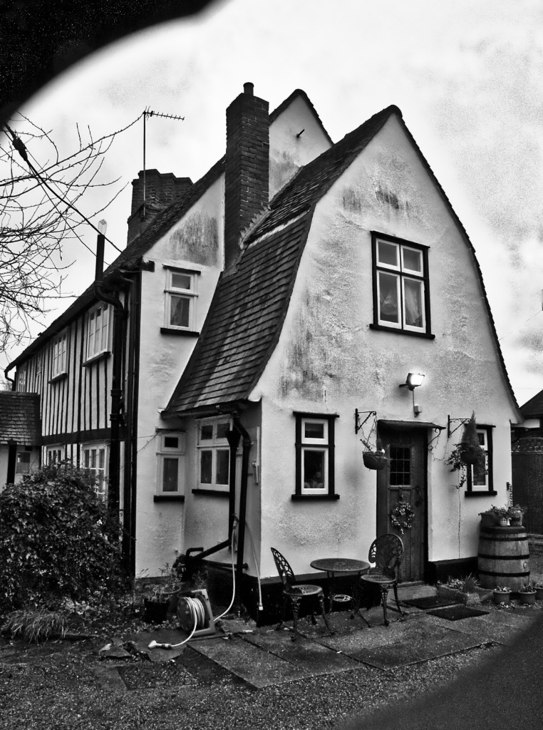 Old Monks House