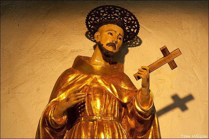 St Francis, Mission Espada