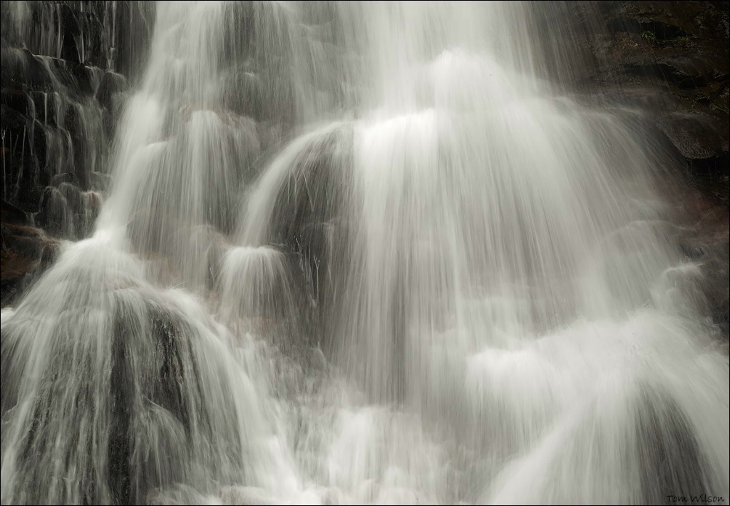 Amicalola Falls detail