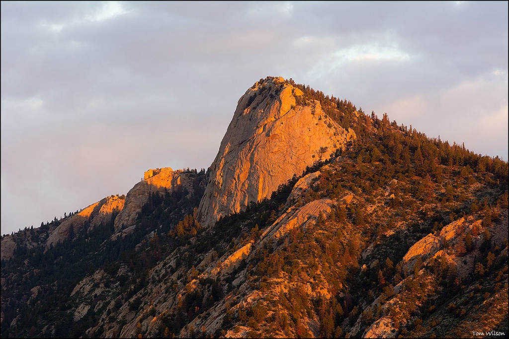 First LIght at Philmont