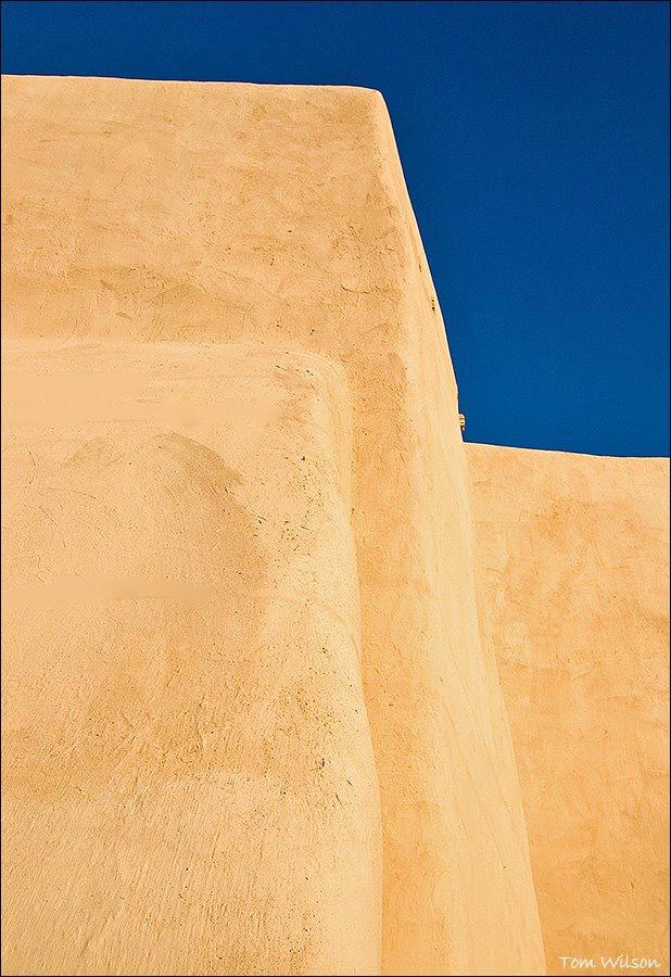 St Francis Church Rancho De Taos Adobe Walls II