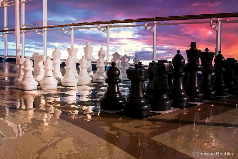 Cruise Style Chess
