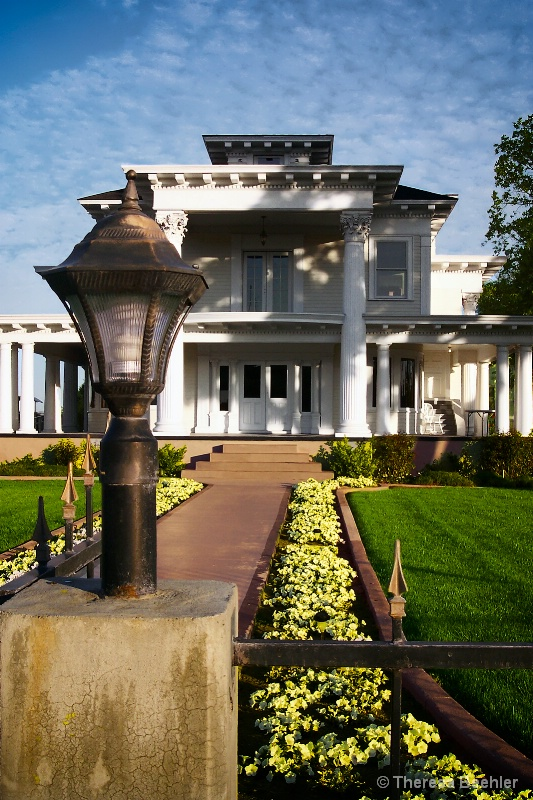 Moore Mansion - Pasco, Washington