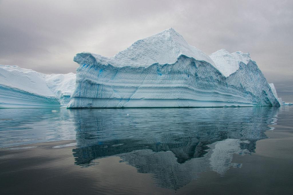 Blue-Ice Berg