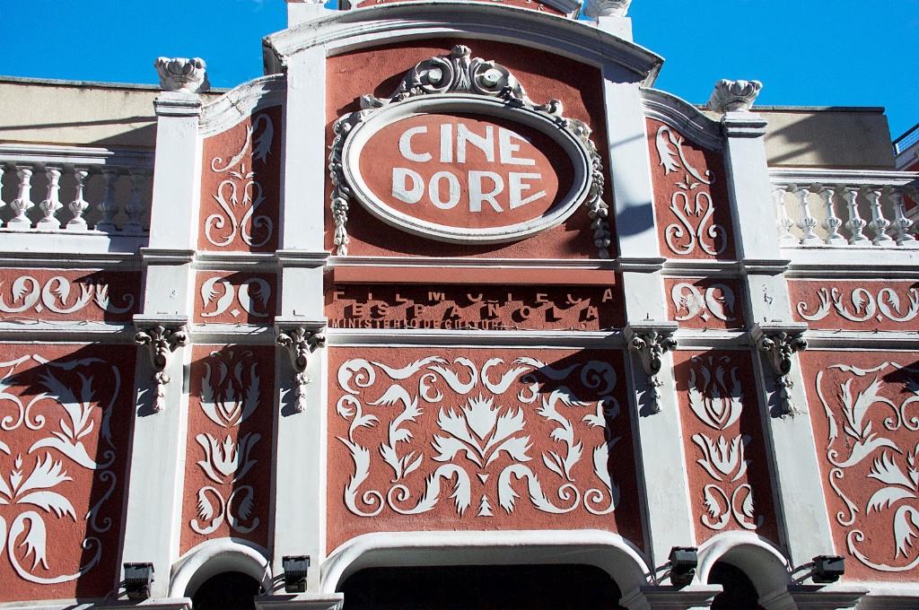 Cine Dore Madrid