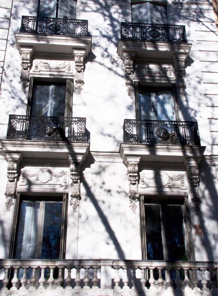 Shadows in Madrid 3