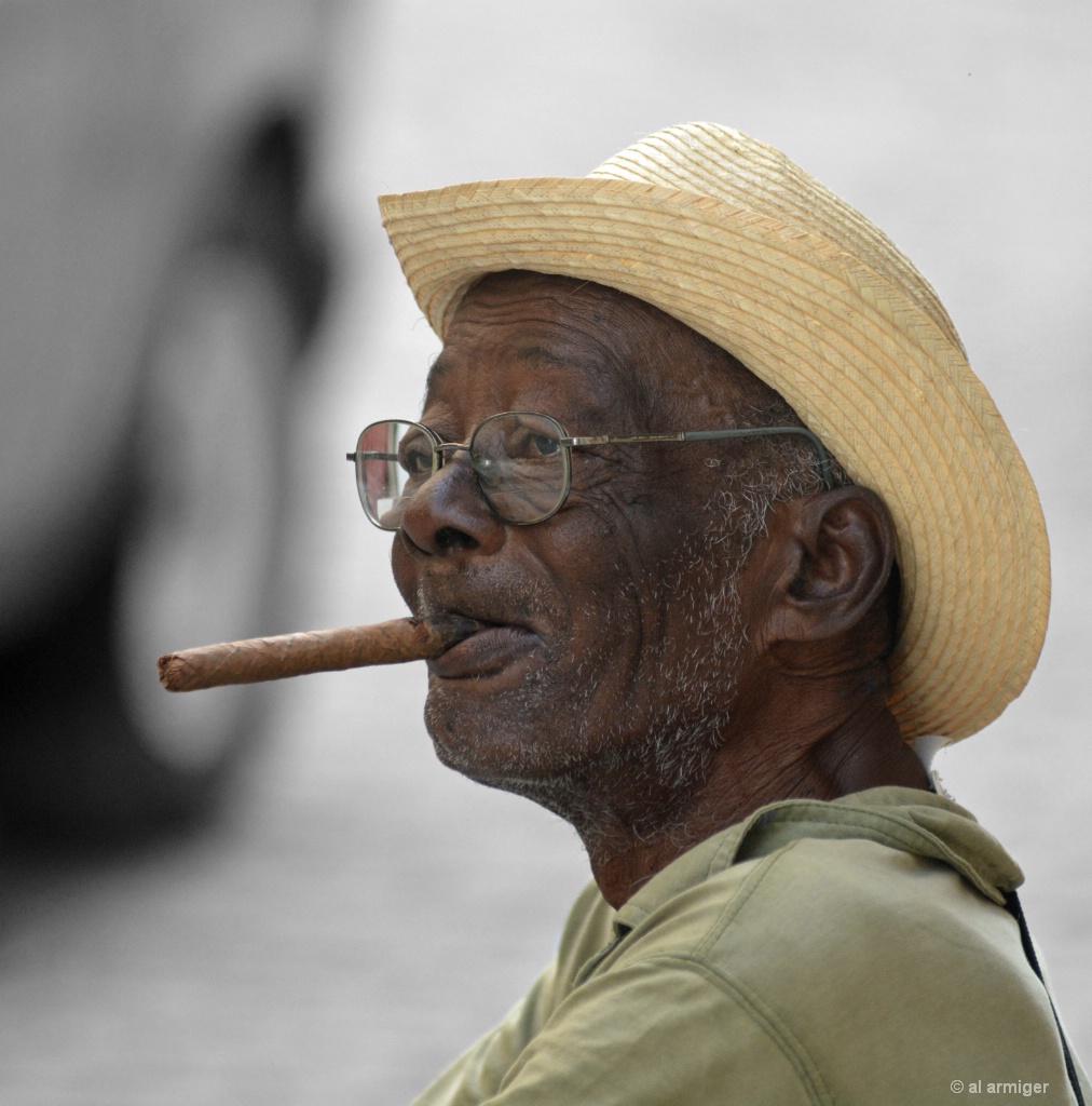 Cuban Cigar Connoisseur