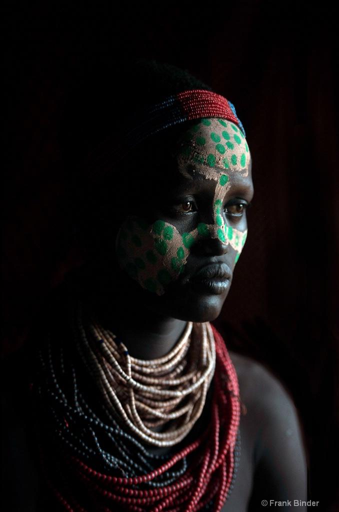 Ethiopian Portraint II