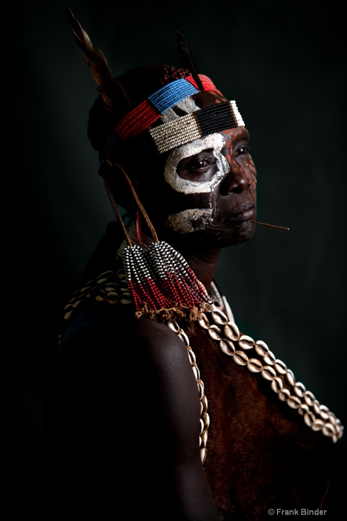Ethiopian Portrait I
