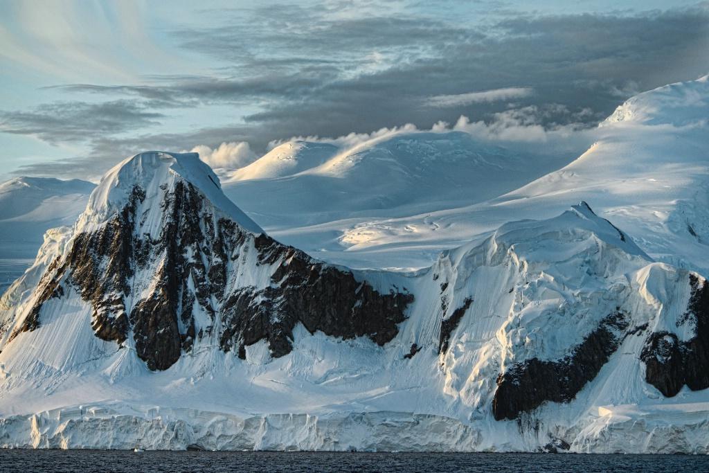 Antarctic Landscape III