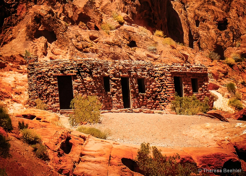 The Cabins - Valley of Fire