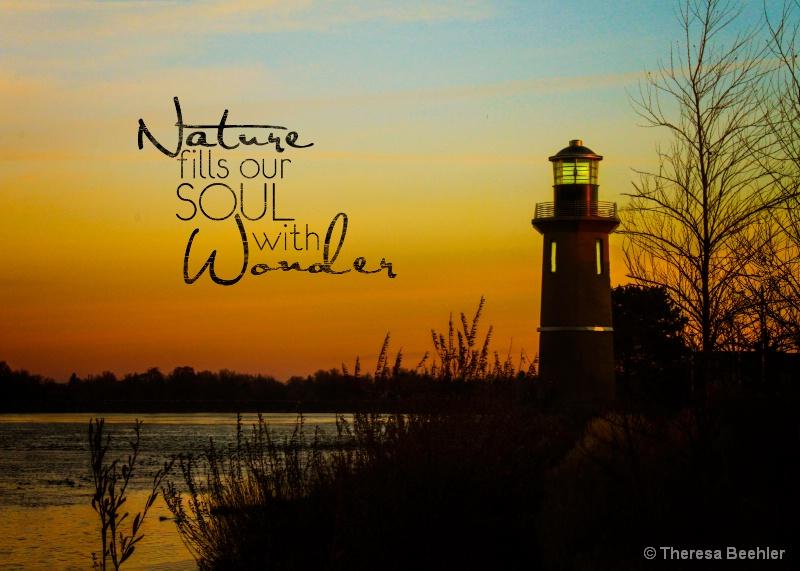 Nature Fills the Soul