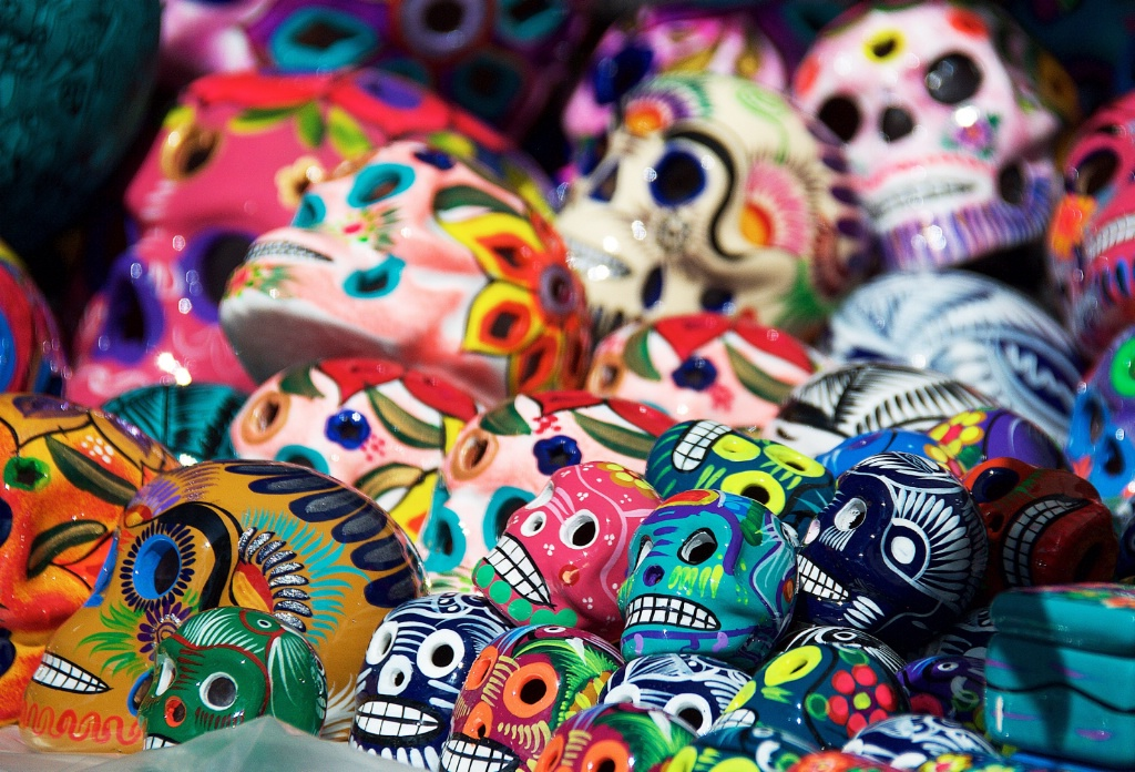 Calaveras for the dead