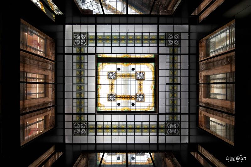 Ceiling Squares