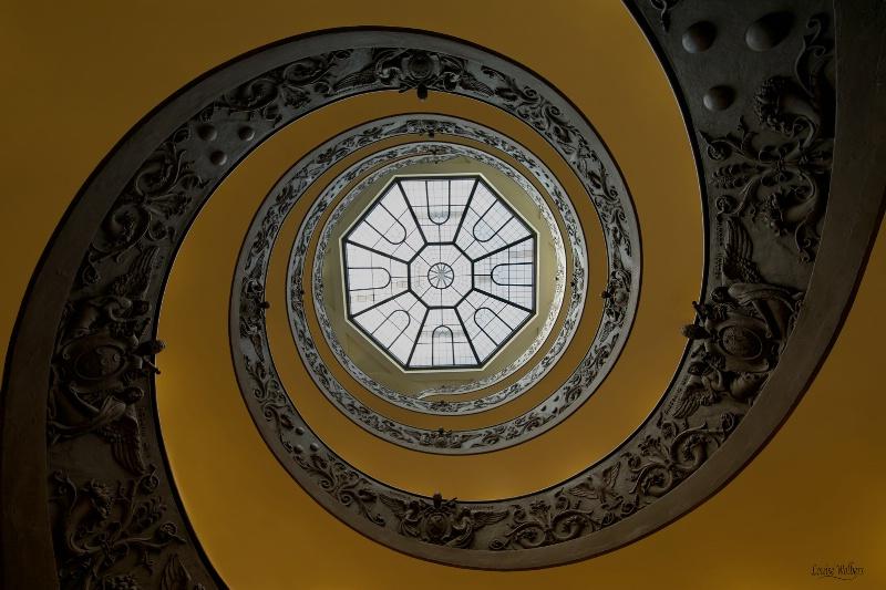 Sistine Staircase 2