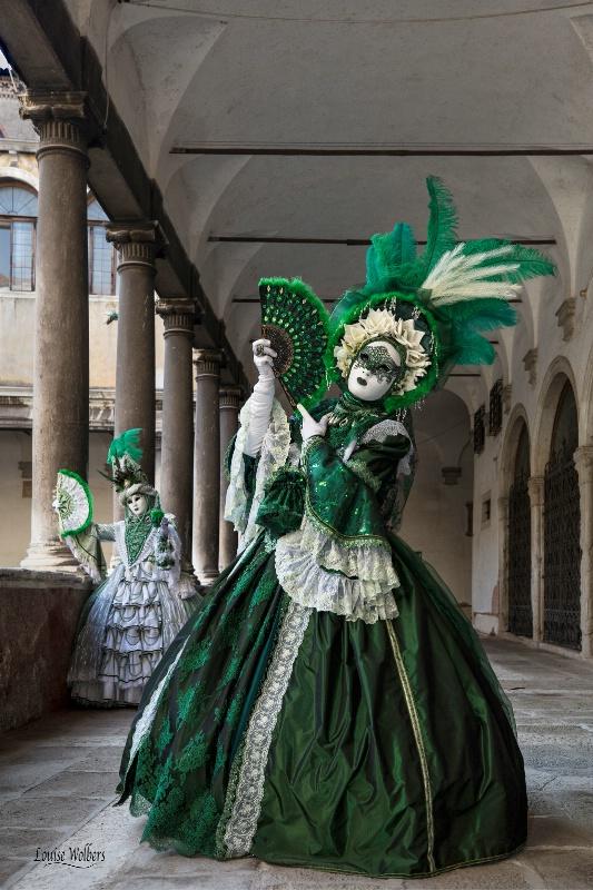 Ivory Venetians