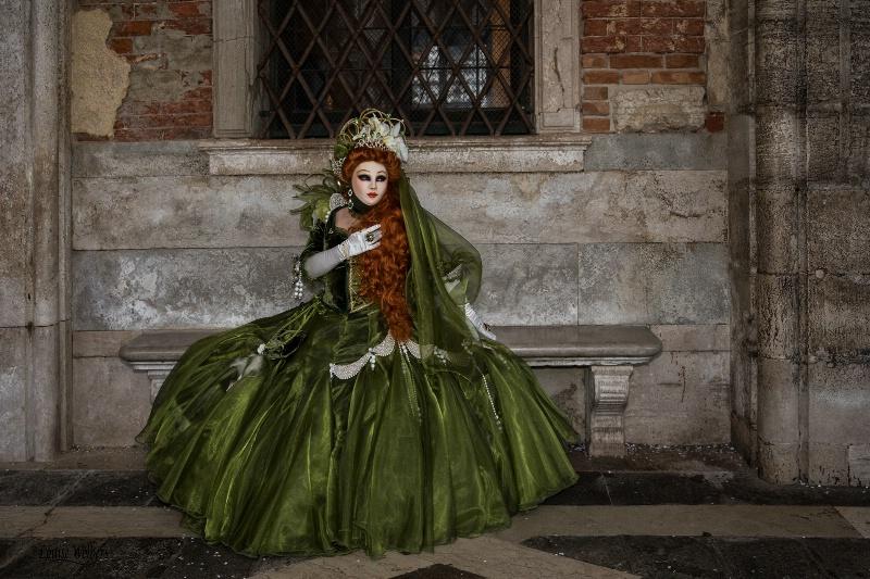 Emerald Venetian