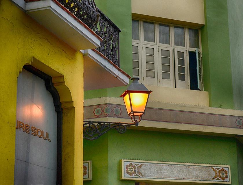 A Corner Of Old San Juan