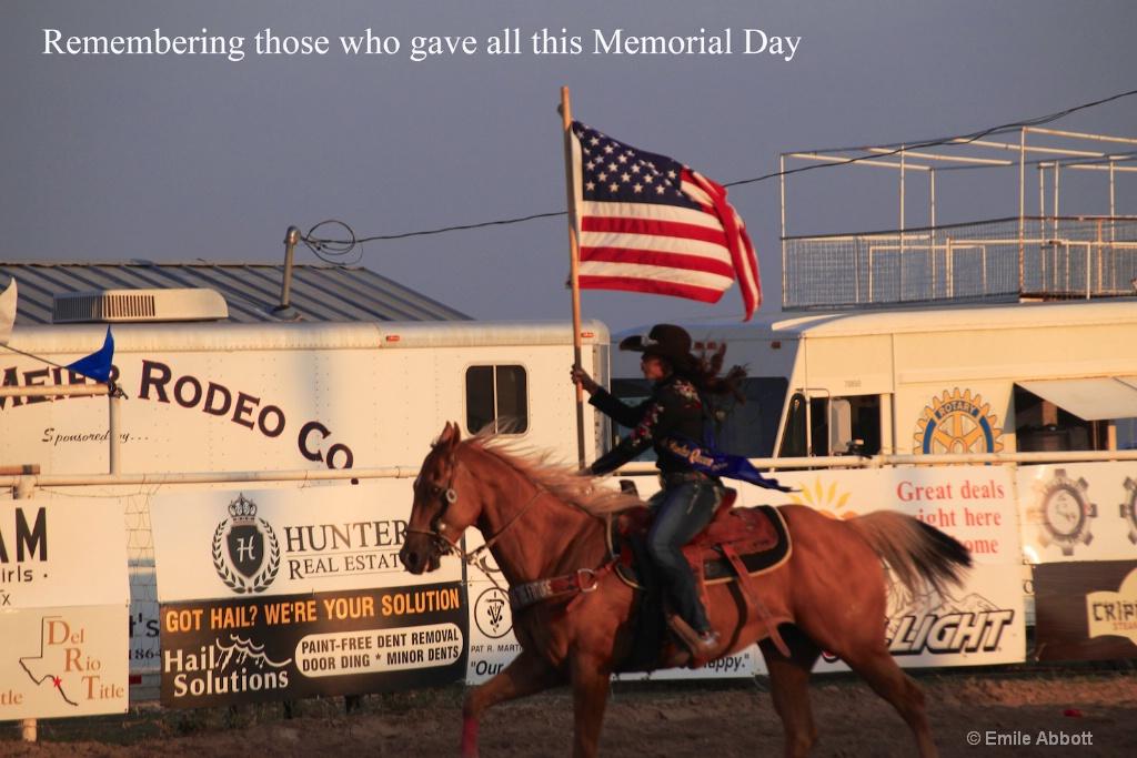 Memorial Day Rememberance