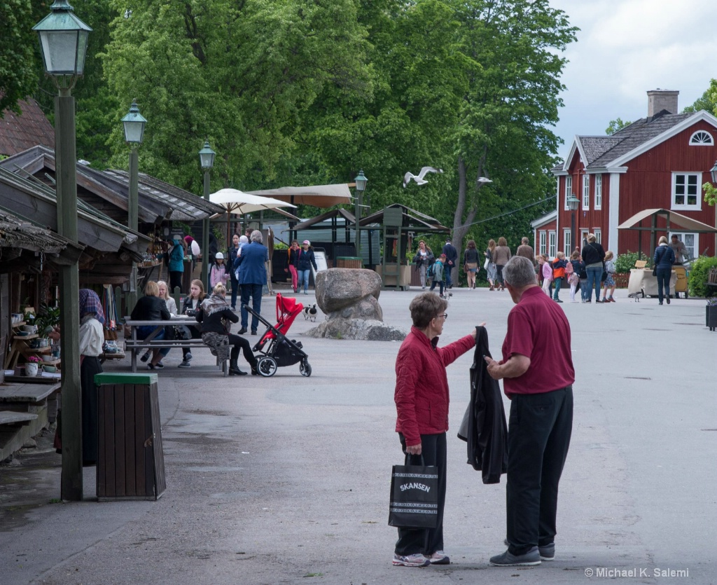 Skansen: Stockholm's Open Air Museum