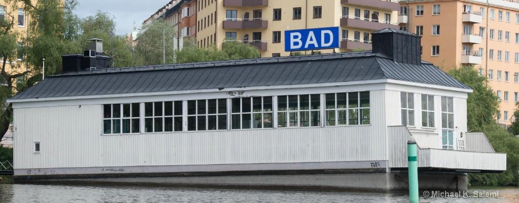 Stockholm  Baths