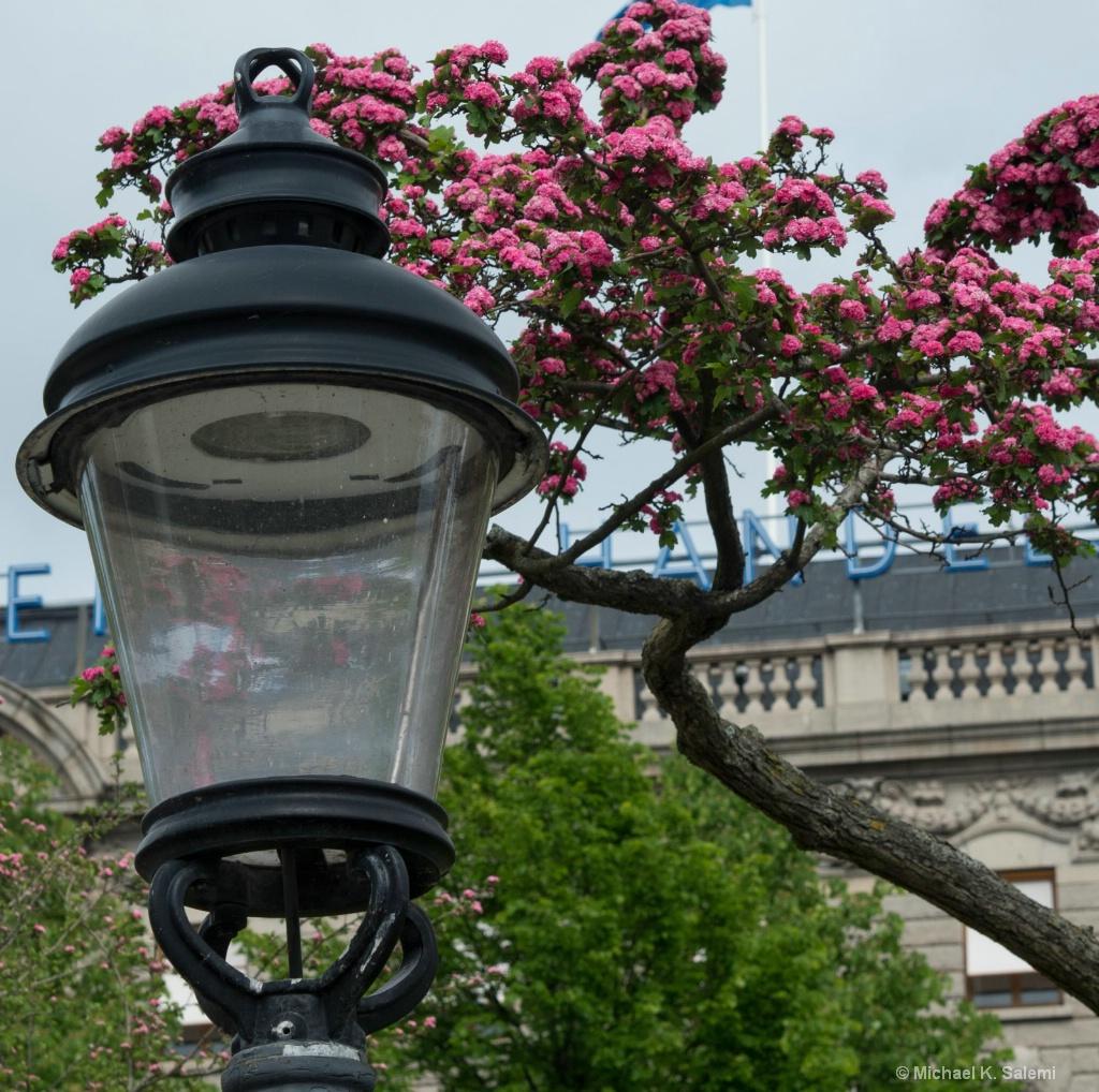 Stockholm Street Lamp