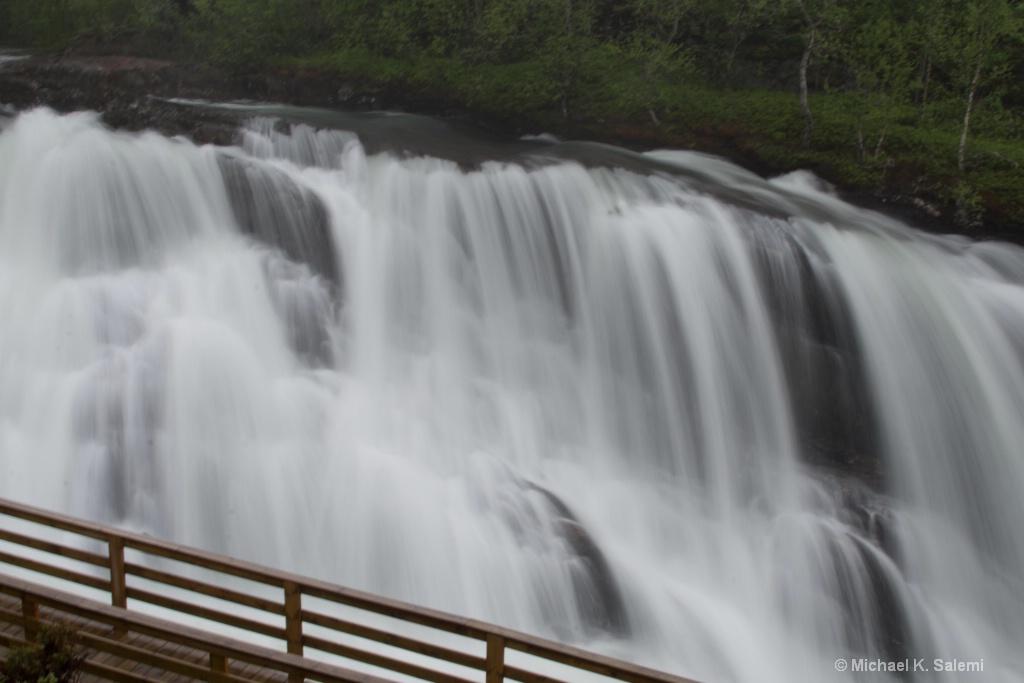 The Troll Waterfall