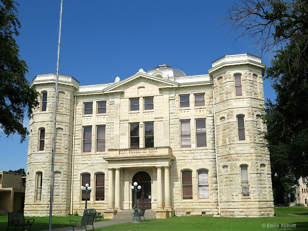 Historic Val Verde County Courthouse
