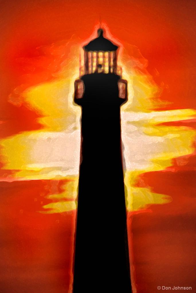 Artistic Sunset at CMLH 6-16-17 277