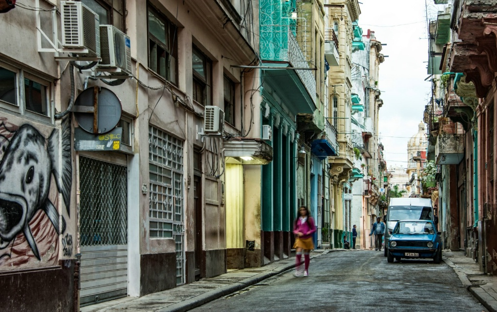 Early morning in Havana