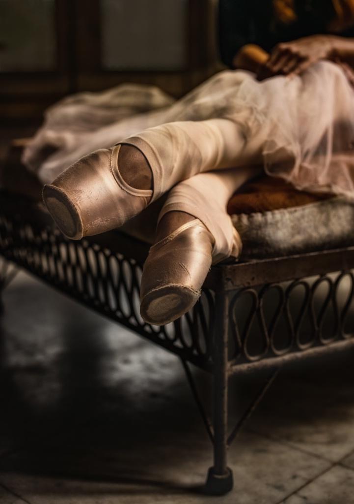 Ballerina; Havana, Cuba