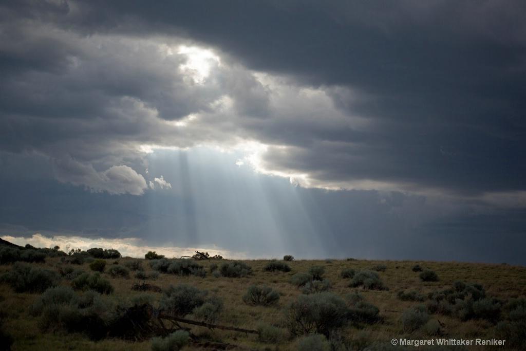 Rays through Clouds U1A1774-1