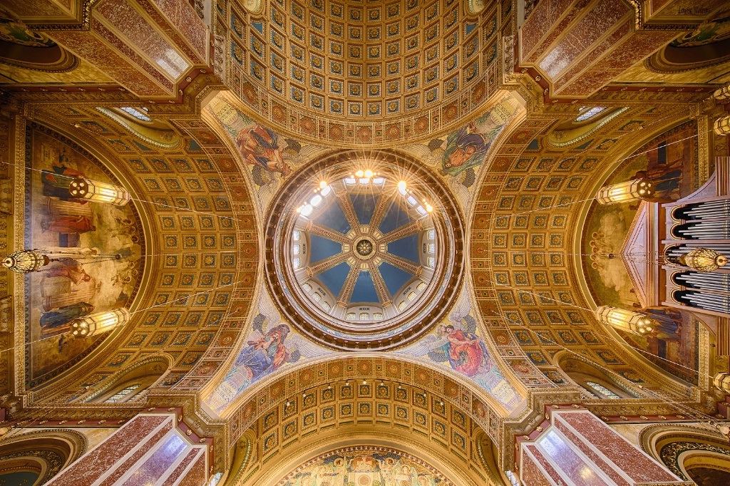 Catholic Ceiling