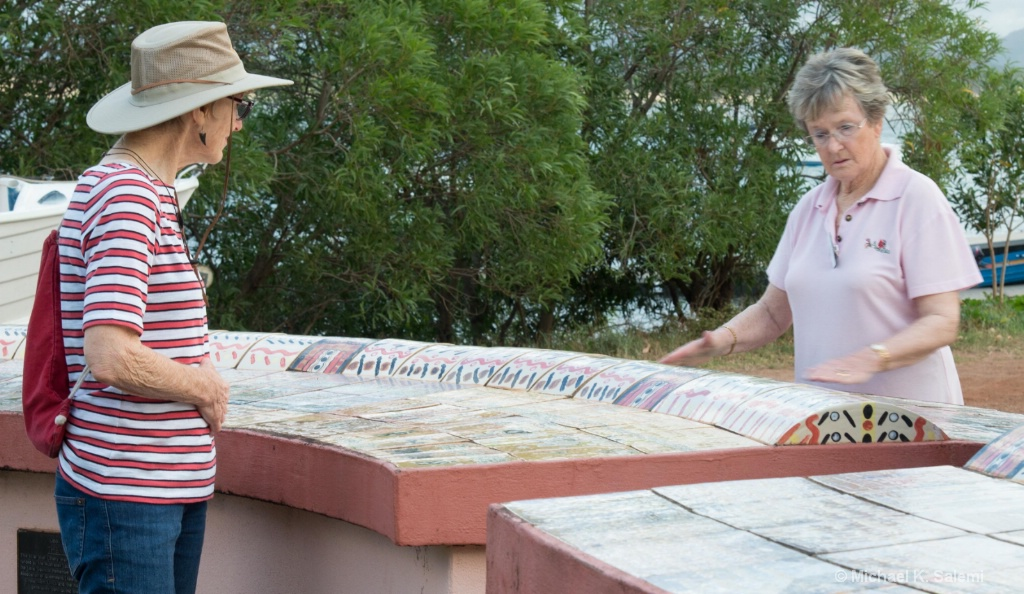 Checking the Mosaics