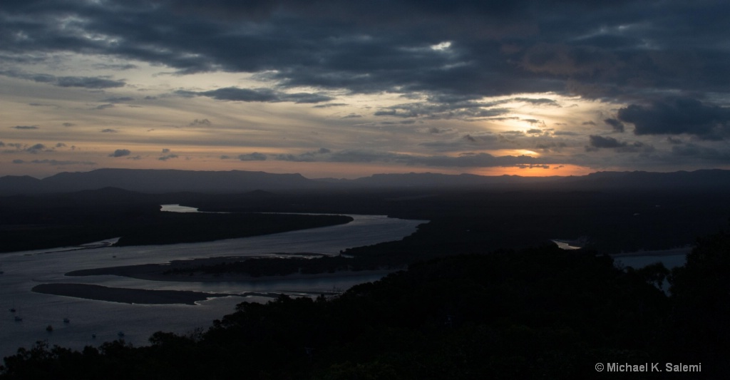 Cooktown Sunset One