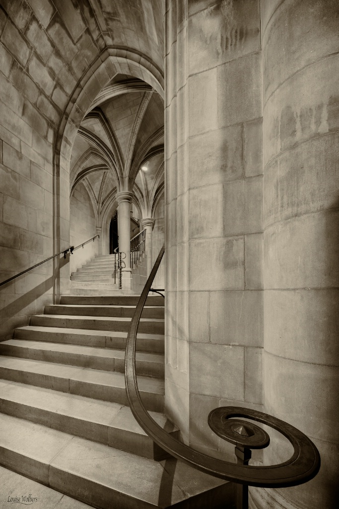 Cathedral Staircase