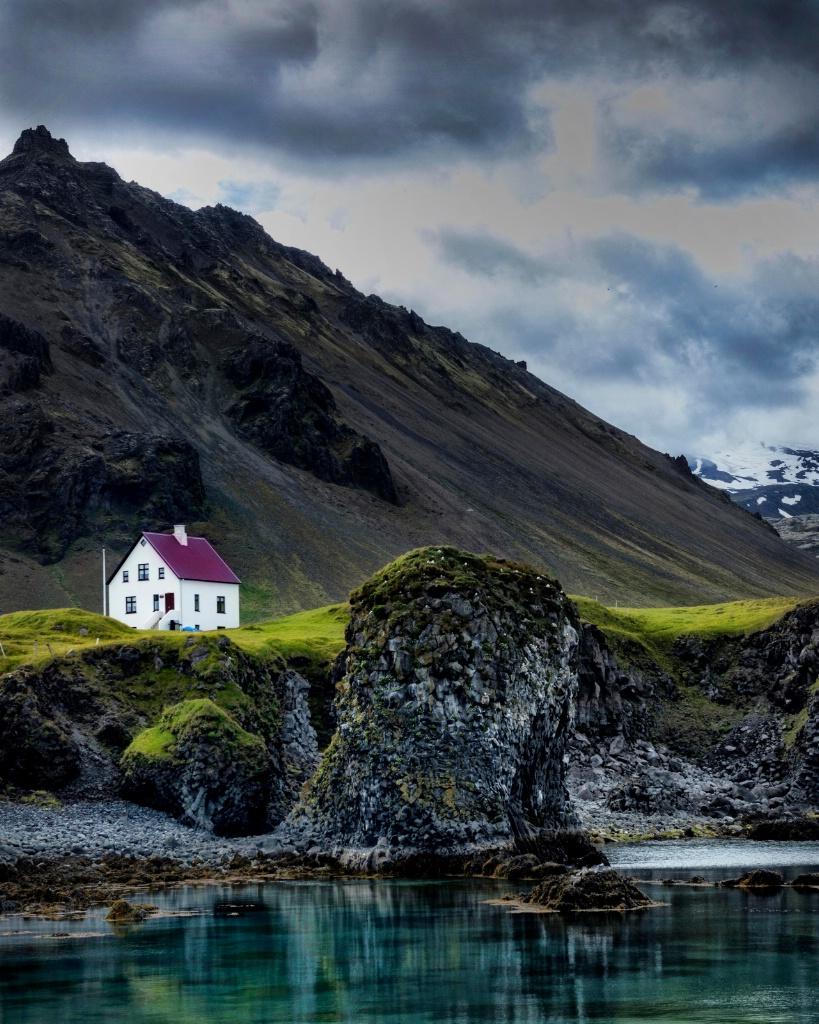 Icelandic Fishing Village