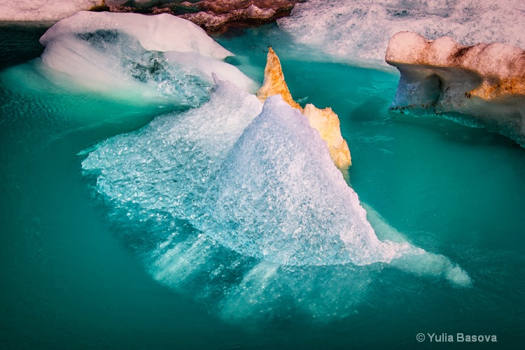 Jökulsárlón Glacier Lagoon, Iceland<p>