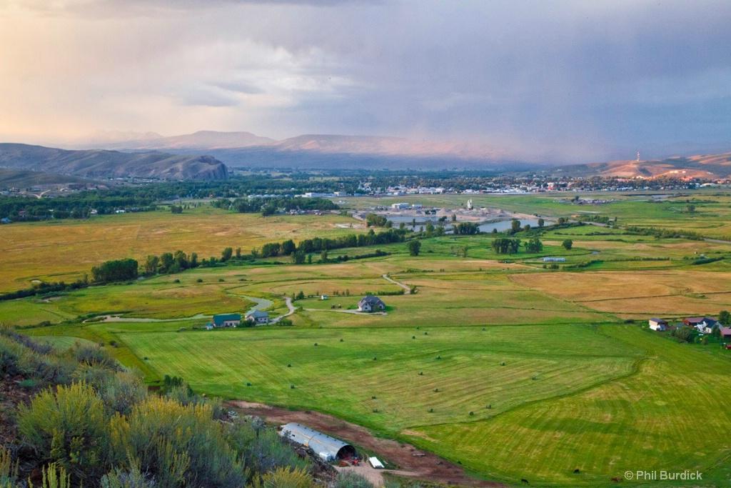 Gunnison CO Vista