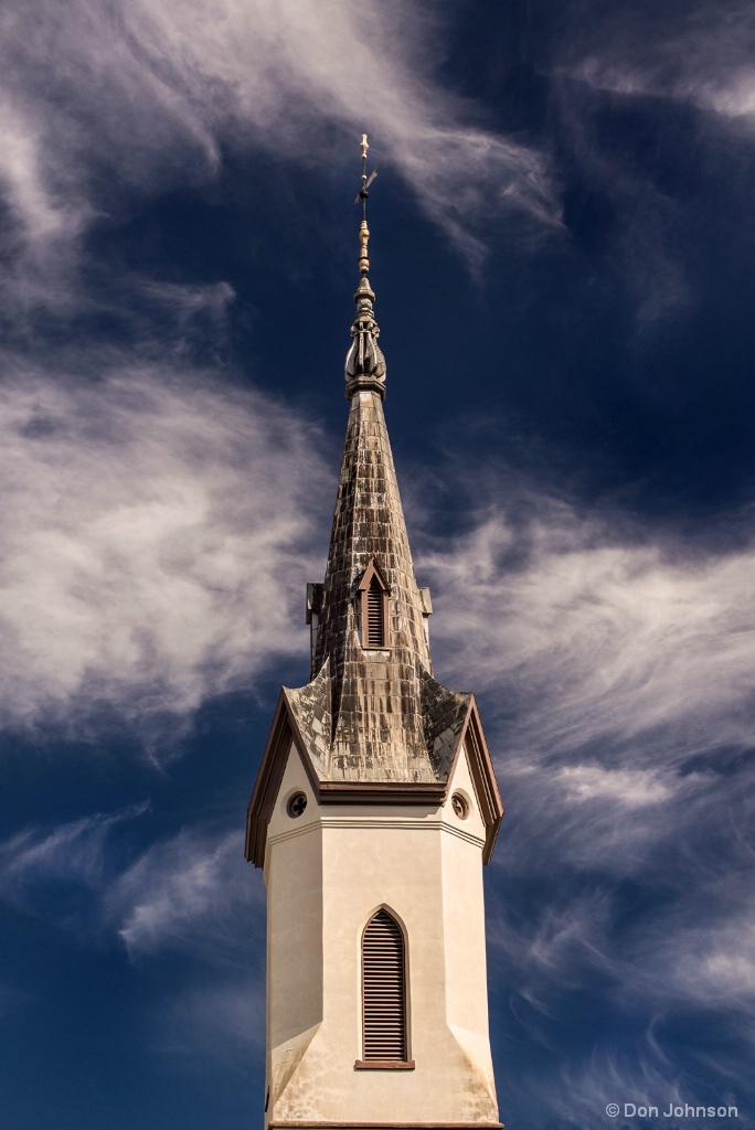 Frederick Church Steeple 10-1-17 023