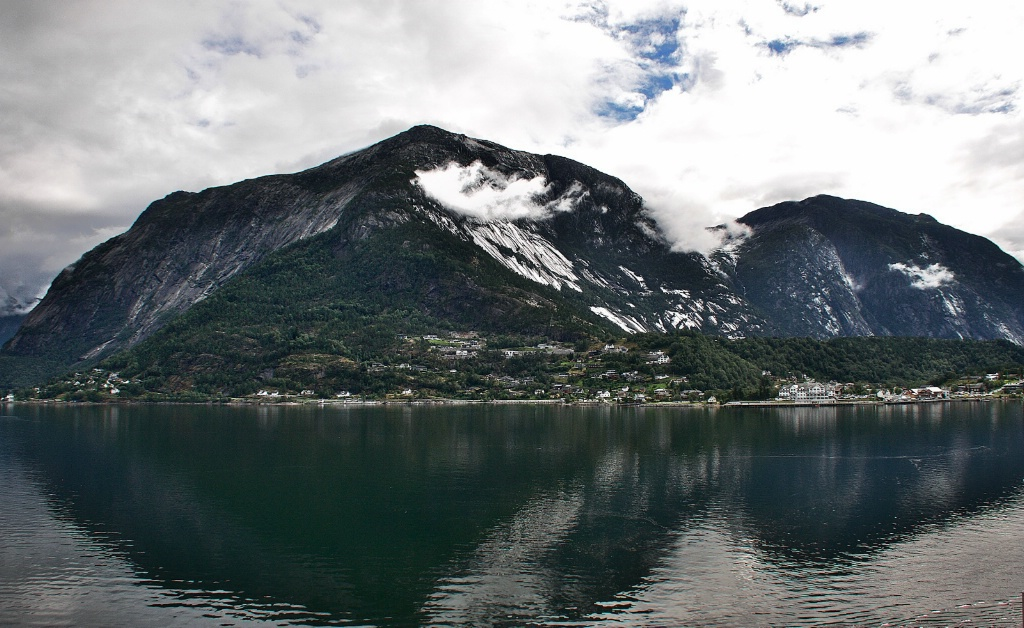 Inland in the Fiords