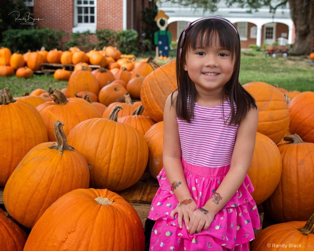 Isabelle The Pumpkin Queen