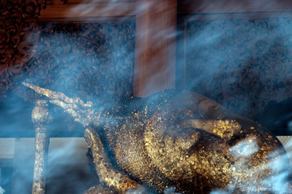 Thailand Ayutthaya Series - Buddha in Smoke