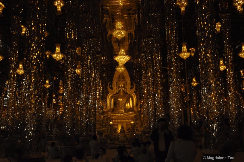 Thailand Ayutthaya Series - Buddha Mirrors