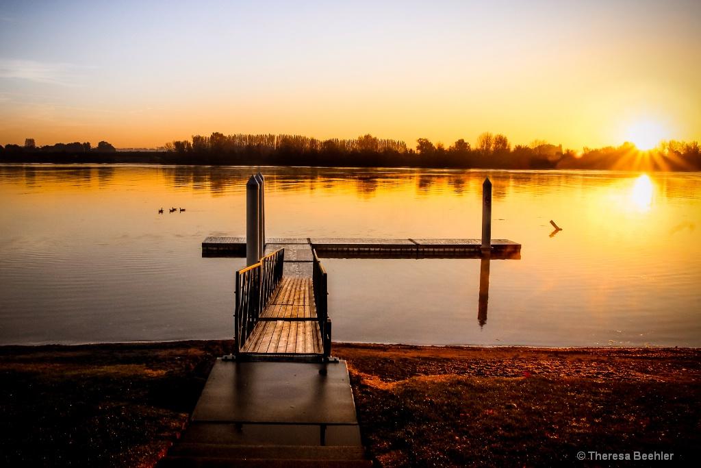 Sunrise - quiet